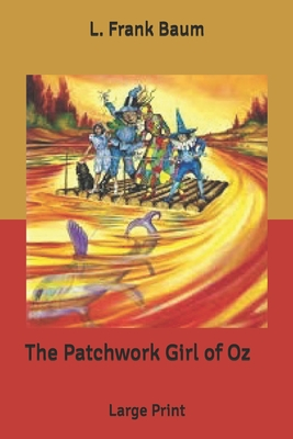 Cover for The Patchwork Girl of Oz