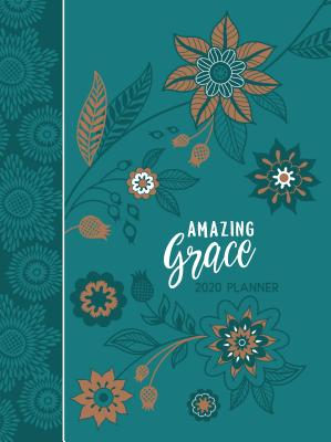 Amazing Grace 2020 Planner: 16-Month Weekly Planner (Ziparound) Cover Image