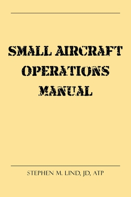 Small Aircraft Operations Manual Cover Image