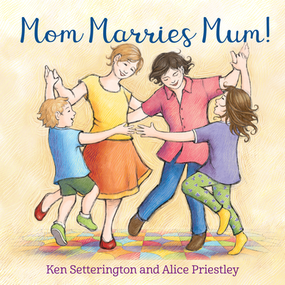 Mom Marries Mum! Cover Image