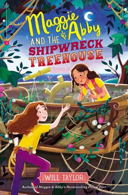 Cover for Maggie & Abby and the Shipwreck Treehouse