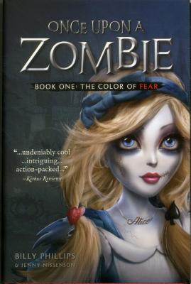 Cover for Once Upon a Zombie, Book One