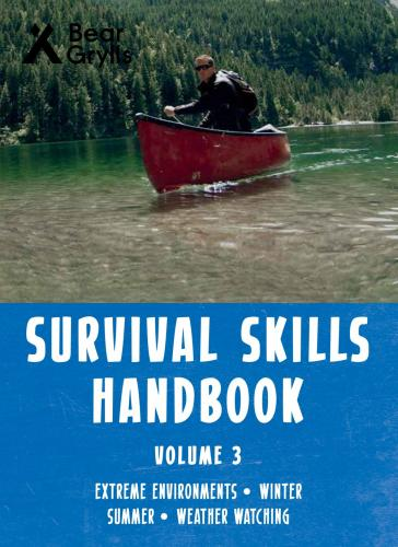 Survival Skills Handbook volume 3 Cover Image