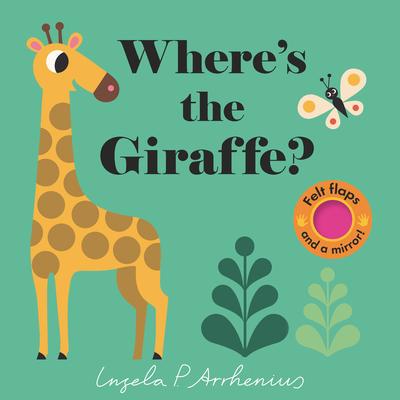 Where's the Giraffe? Cover Image