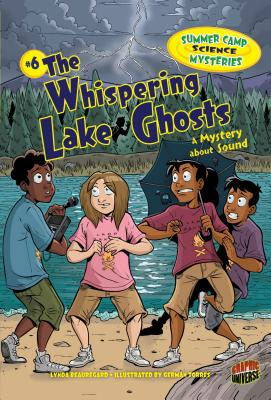 The Whispering Lake Ghosts Cover