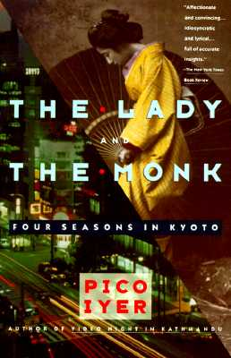 The Lady and the Monk Cover
