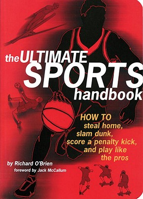 The Ultimate Sports Handbook Cover