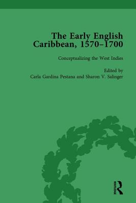 The Early English Caribbean, 1570-1700 Vol 1 Cover Image