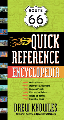 Cover for Route 66 Quick Reference Encyclopedia