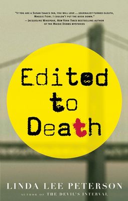 Edited to Death: A Maggie Fiori Mystery Cover Image