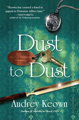 Dust to Dust: An Ivy Nichols Mystery Cover Image