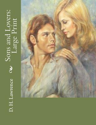 Sons and Lovers: Large Print Cover Image