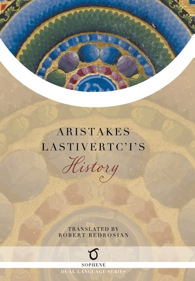 Aristakes Lastivertc'i's History Cover Image