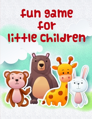 fun game for little children: Funny Christmas Coloring Book for special occasion age 2-5 (Early Education #13) Cover Image