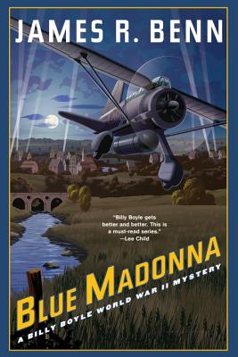Blue Madonna (A Billy Boyle WWII Mystery #11) Cover Image