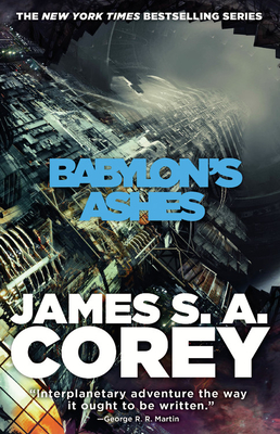 Babylon's Ashes (Expanse #6) Cover Image