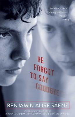 He Forgot to Say Goodbye Cover Image
