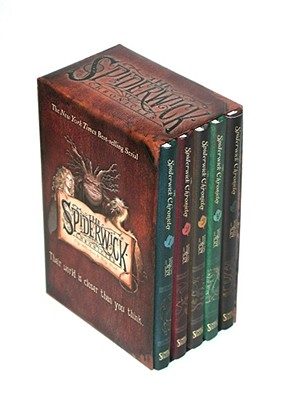 The Spiderwick Chronicles (Boxed Set) Cover