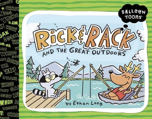 Rick & Rack and the Great Outdoors Cover