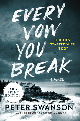 Every Vow You Break: A Novel Cover Image