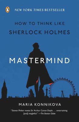 Mastermind: How to Think Like Sherlock Holmes Cover Image