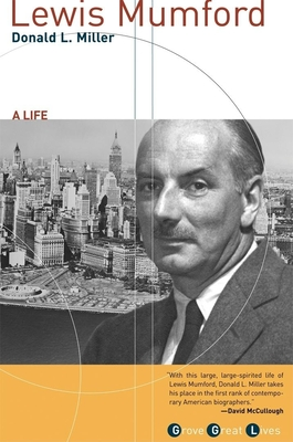 Cover for Lewis Mumford