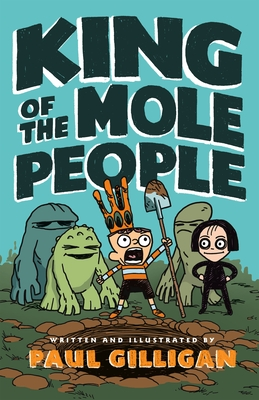 King of the Mole People (Book 1) Cover Image