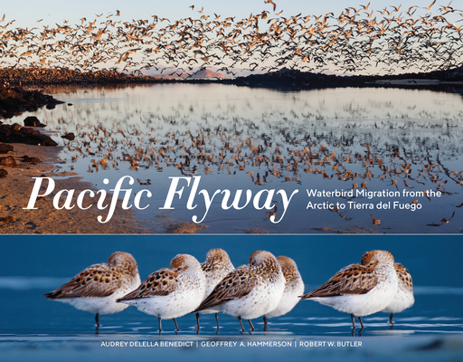 Pacific Flyway: Waterbird Migration from the Arctic to Tierra del Fuego Cover Image