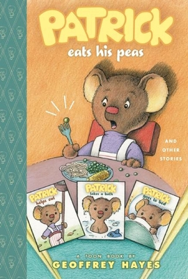Patrick Eats His Peas and Other Stories: Toon Level 2 (Toon Books) Cover Image
