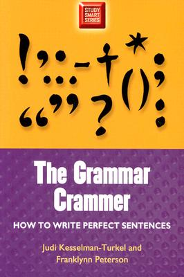 Grammar Crammer: How to Write Perfect Sentences Cover Image