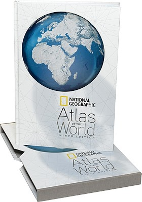 National Geographic Atlas of the World Cover