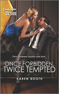 Once Forbidden, Twice Tempted Cover Image