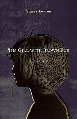 The Girl with Brown Fur Cover