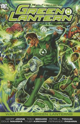 Green Lantern Cover