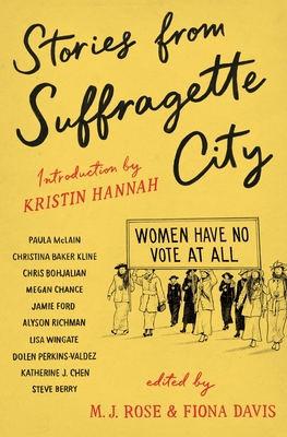 Stories from Suffragette City Cover Image