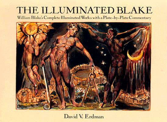 The Illuminated Blake Cover