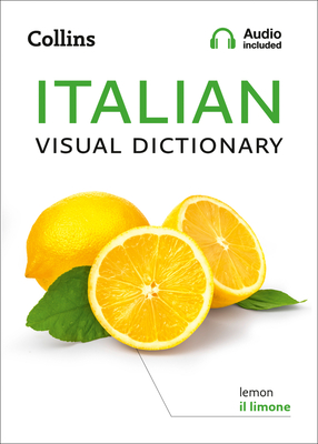 Collins Italian Visual Dictionary (Collins Visual Dictionaries) Cover Image