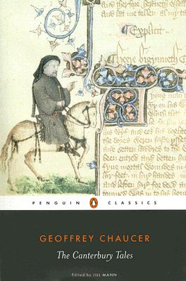 The Canterbury Tales: (original-spelling edition) Cover Image