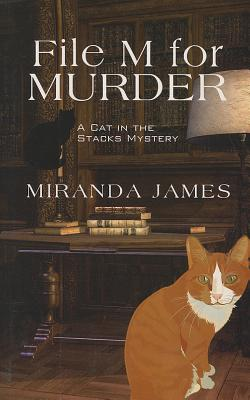 File M for Murder Cover