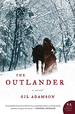 The Outlander Cover Image