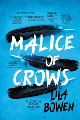 Malice of Crows (Shadow #3) Cover Image