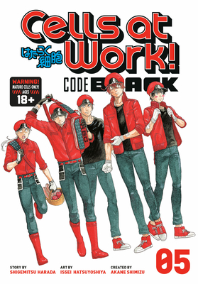 Cover for Cells at Work! CODE BLACK 5