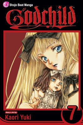 Cover for Godchild, Vol. 7
