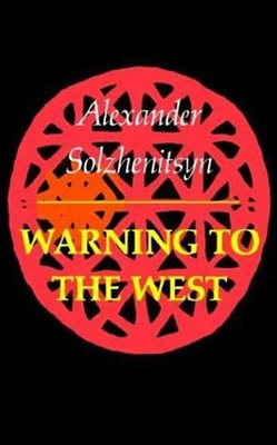 Warning to the West Cover