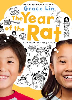 The Year of the Rat (A Pacy Lin Novel) Cover Image