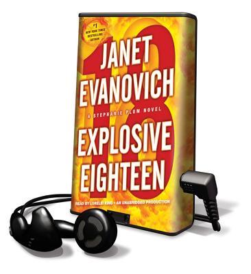 Explosive Eighteen (Playaway Adult Fiction) Cover Image
