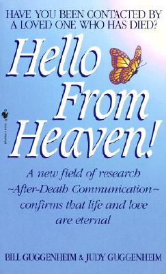 Hello from Heaven! Cover