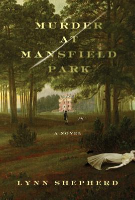 Murder at Mansfield Park Cover
