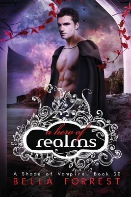 Cover for A Hero of Realms (Shade of Vampire #20)