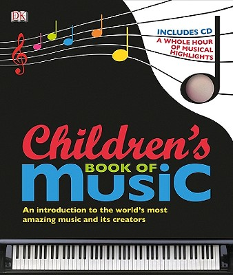 Children's Book of Music Cover Image